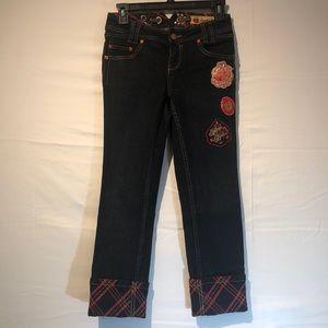 Apple bottoms girls jeans
